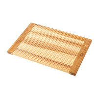 Wooden massage mat