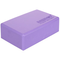 Yoga Foam Block with Grid (Small (height 7,5 cm))